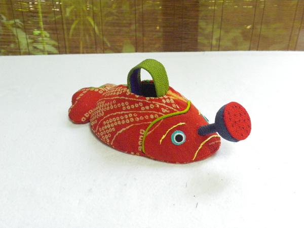 ジョロ金魚