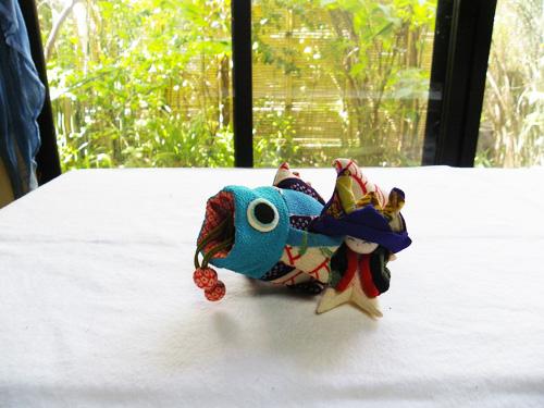 鯉人形 小